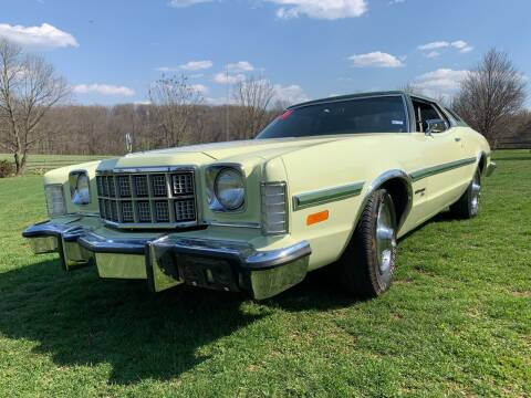 1974 Ford Torino for sale at Waltz Sales LLC in Gap PA
