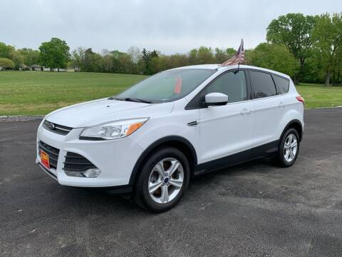 2016 Ford Escape for sale at Ultimate Auto Sales in Crown Point IN