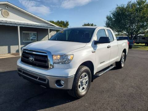 2012 Toyota Tundra for sale at Jacks Auto Sales in Mountain Home AR