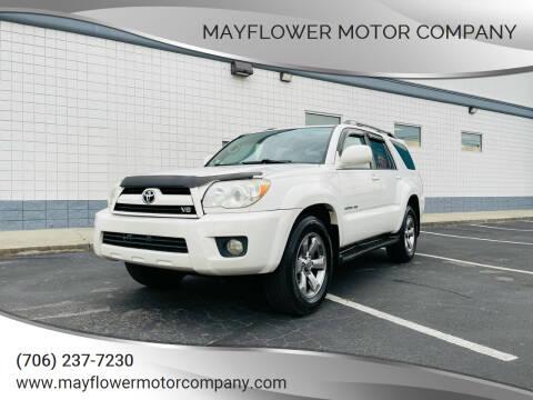 2008 Toyota 4Runner for sale at Mayflower Motor Company in Rome GA
