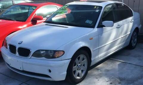 2005 BMW 3 Series for sale at Top Notch Auto Sales in San Jose CA