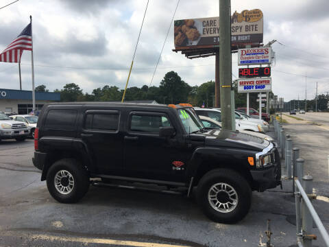 2006 HUMMER H3 for sale at Deckers Auto Sales Inc in Fayetteville NC