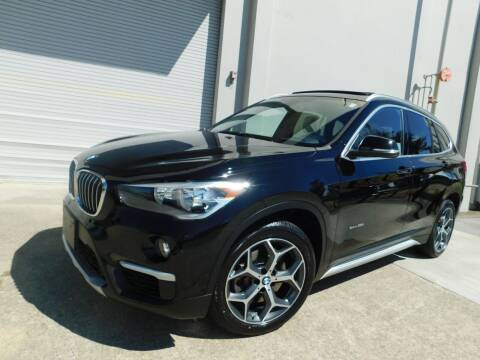 2018 BMW X1 for sale at Conti Auto Sales Inc in Burlingame CA