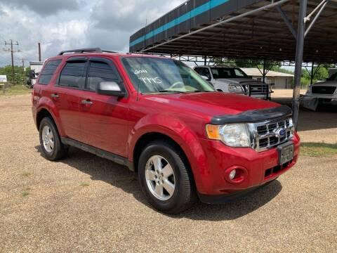 2011 Ford Escape for sale at Peppard Autoplex in Nacogdoches TX