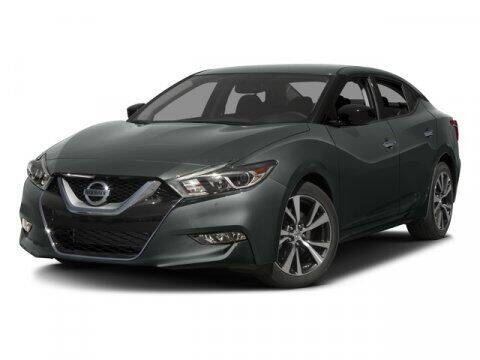 2016 Nissan Maxima for sale at DON'S CHEVY, BUICK-GMC & CADILLAC in Wauseon OH