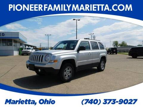2012 Jeep Patriot for sale at Pioneer Family preowned autos in Williamstown WV