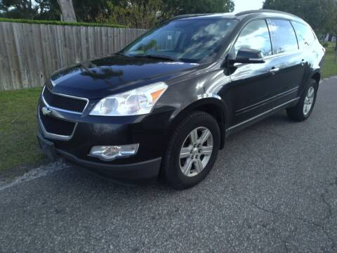 2012 Chevrolet Traverse for sale at Low Price Auto Sales LLC in Palm Harbor FL