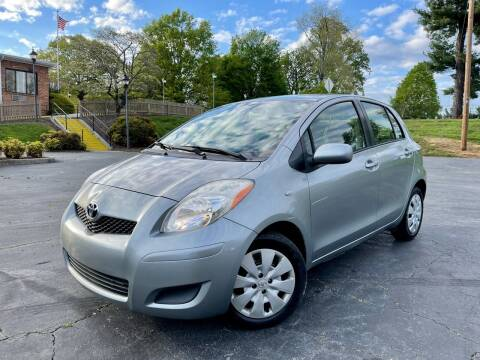 2011 Toyota Yaris for sale at Sebar Inc. in Greensboro NC