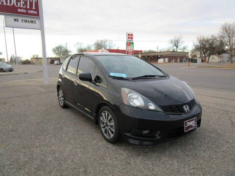 2012 Honda Fit for sale at Padgett Auto Sales in Aberdeen SD