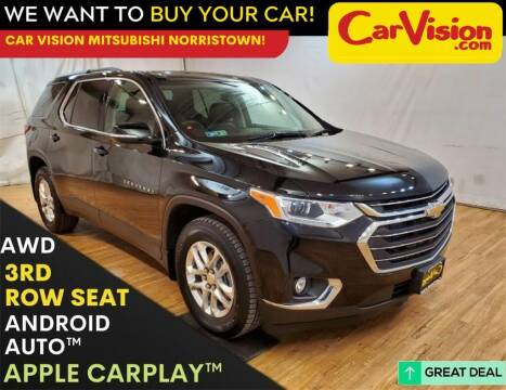 2019 Chevrolet Traverse for sale at Car Vision Mitsubishi Norristown in Trooper PA