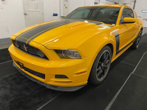 2013 Ford Mustang for sale at TOWNE AUTO BROKERS in Virginia Beach VA