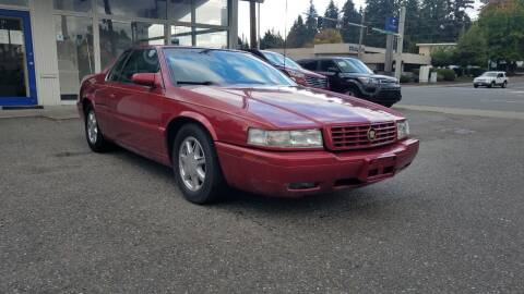 2000 Cadillac Eldorado for sale at Seattle Auto Deals in Everett WA