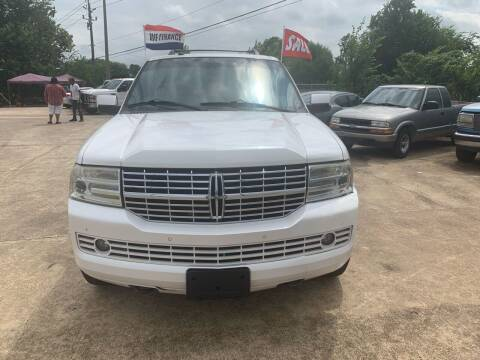 2011 Lincoln Navigator for sale at 1st Stop Auto in Houston TX