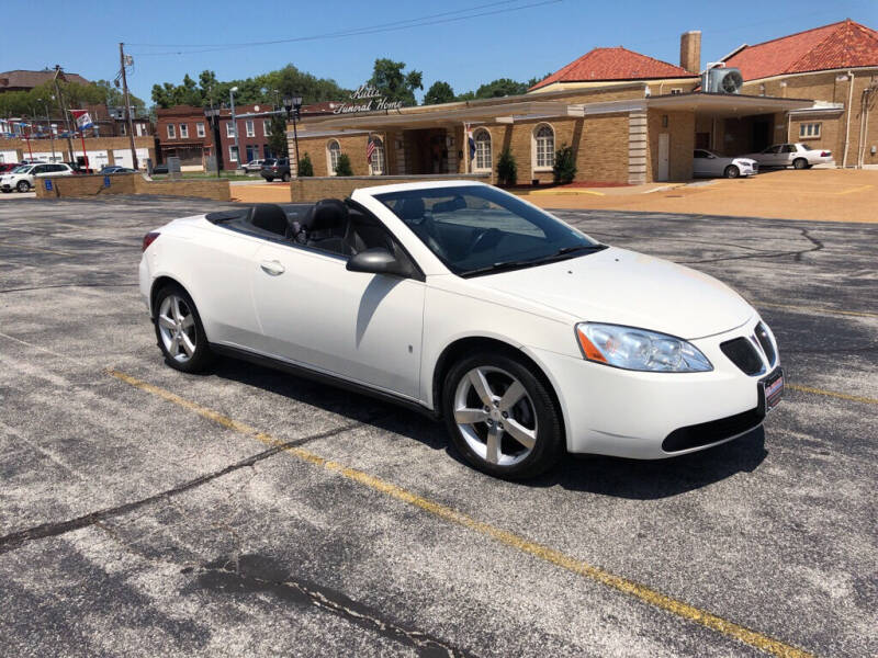 2007 Pontiac G6 for sale at DC Auto Sales Inc in Saint Louis MO