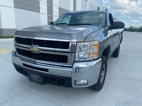 2007 Chevrolet Silverado 2500HD for sale at Quality Auto Sales And Service Inc in Westchester IL