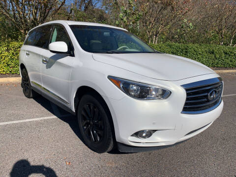 2013 Infiniti JX35 for sale at CarWay in Memphis TN