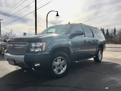2009 Chevrolet Suburban for sale at Premier Motors LLC in Crystal MN