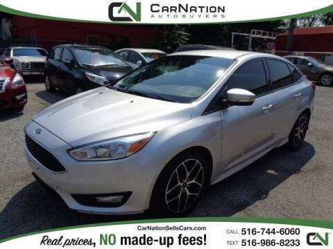 2015 Ford Focus for sale at CarNation AUTOBUYERS, Inc. in Rockville Centre NY