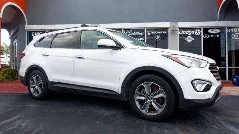 2015 Hyundai Santa Fe for sale at Car Depot in Miramar FL