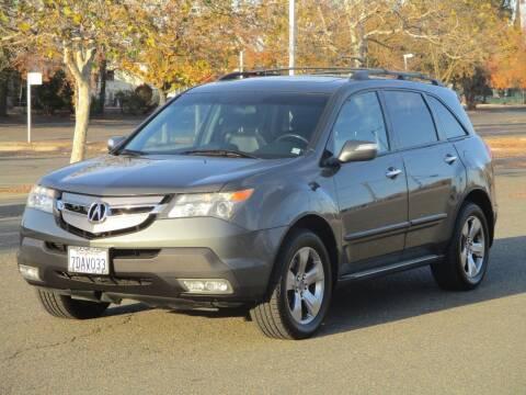 2007 Acura MDX for sale at General Auto Sales Corp in Sacramento CA