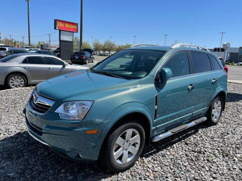 2008 Saturn Vue for sale at ALIC MOTORS in Boise ID
