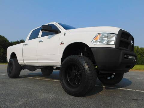 2015 RAM Ram Pickup 2500 for sale at Used Cars For Sale in Kernersville NC