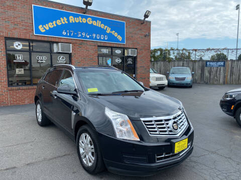 2013 Cadillac SRX for sale at Everett Auto Gallery in Everett MA