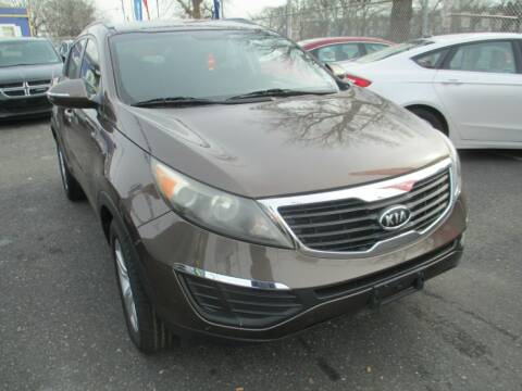 2011 Kia Sportage for sale at LaBate Auto Sales Inc in Philadelphia PA