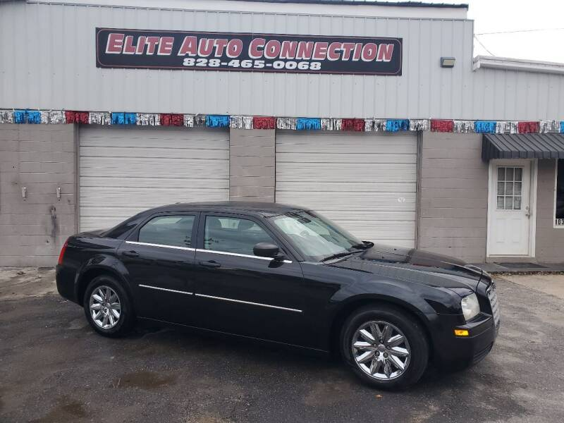 2007 Chrysler 300 for sale at Elite Auto Connection in Conover NC
