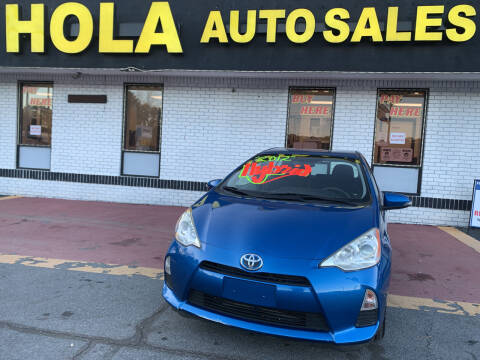 2012 Toyota Prius c for sale at HOLA AUTO SALES CHAMBLEE- BUY HERE PAY HERE - in Atlanta GA