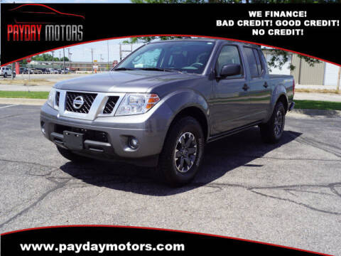 2016 Nissan Frontier for sale at Payday Motors in Wichita KS