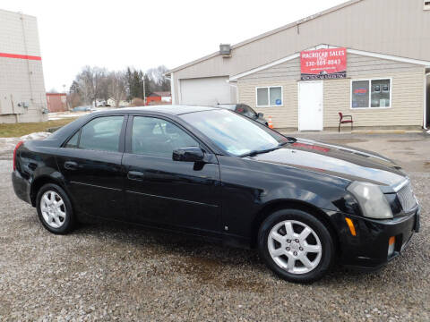 2006 Cadillac CTS for sale at Macrocar Sales Inc in Akron OH