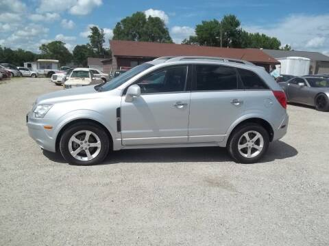 2014 Chevrolet Captiva Sport for sale at BRETT SPAULDING SALES in Onawa IA