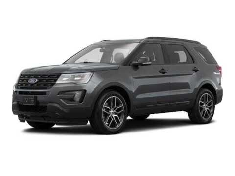 2016 Ford Explorer for sale at West Motor Company - West Motor Ford in Preston ID