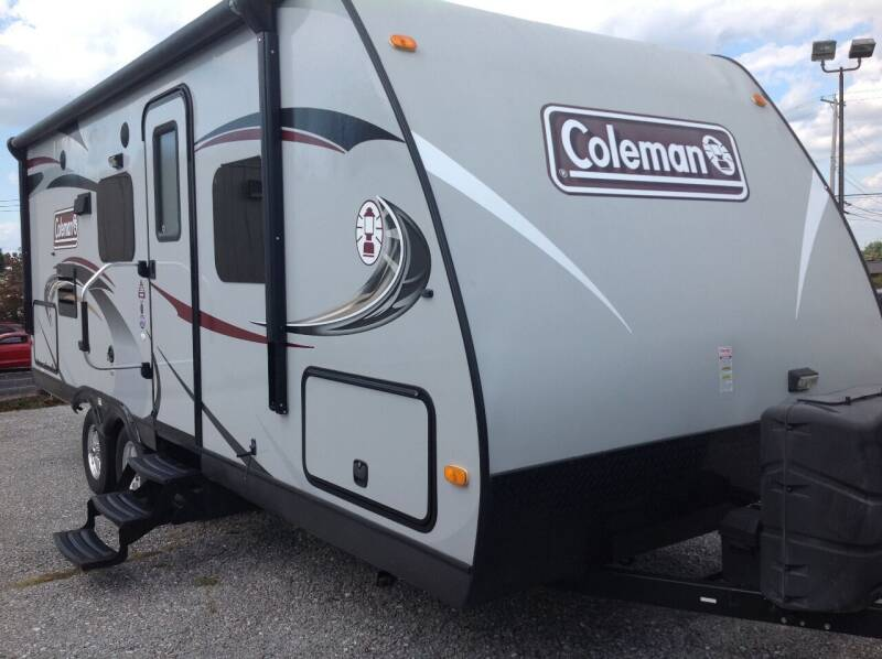 2014 Coleman Explorer 194QB for sale at Vernon Auto and Camper Sales in York PA