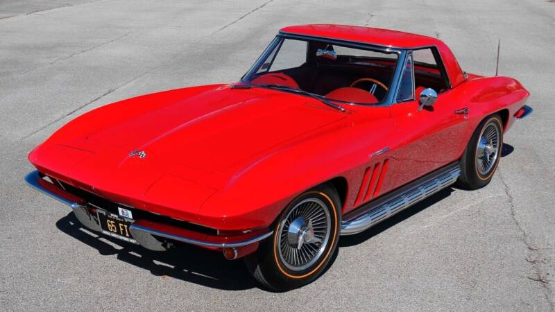 1965 Chevrolet Corvette for sale at Drummond MotorSports LLC in Fort Wayne IN