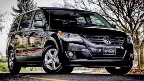 2009 Volkswagen Routan for sale at MS Motors in Portland OR
