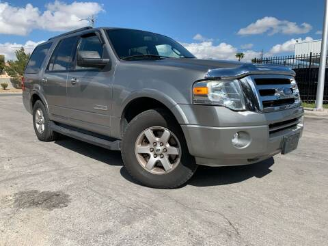 2008 Ford Expedition for sale at Boktor Motors in Las Vegas NV