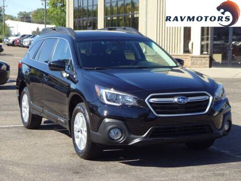 2019 Subaru Outback for sale at RAVMOTORS 2 in Crystal MN