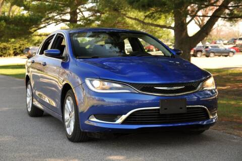 2016 Chrysler 200 for sale at Auto House Superstore in Terre Haute IN