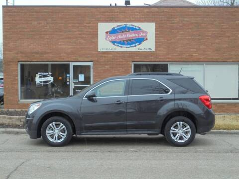 2015 Chevrolet Equinox for sale at Eyler Auto Center Inc. in Rushville IL