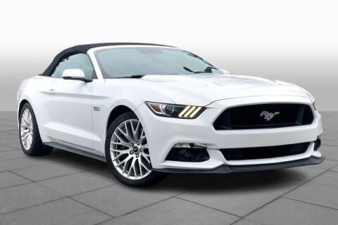 2016 Ford Mustang for sale at CU Carfinders in Norcross GA