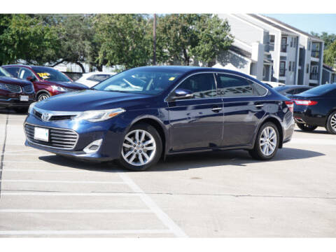 2013 Toyota Avalon for sale at BAYWAY Certified Pre-Owned in Houston TX