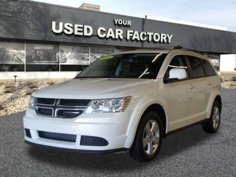 2016 Dodge Journey for sale at JOELSCARZ.COM in Flushing MI