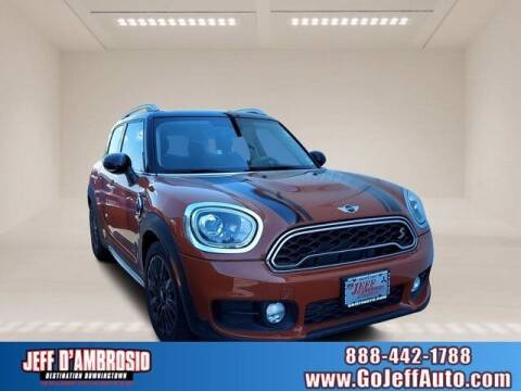 2017 MINI Countryman for sale at Jeff D'Ambrosio Auto Group in Downingtown PA