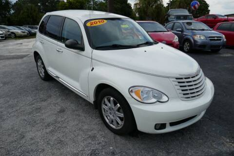 2010 Chrysler PT Cruiser for sale at J Linn Motors in Clearwater FL