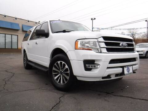 2015 Ford Expedition EL for sale at Platinum Auto Sales in Provo UT