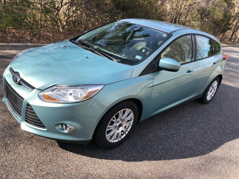 2012 Ford Focus for sale at Coastal Automotive in Virginia Beach VA