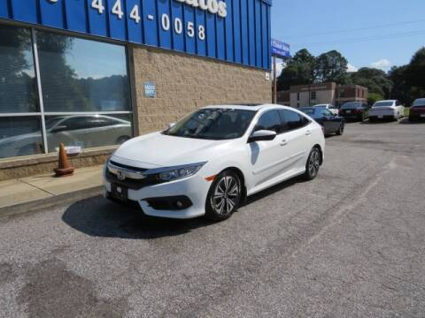 2017 Honda Civic for sale at Southern Auto Solutions - 1st Choice Autos in Marietta GA