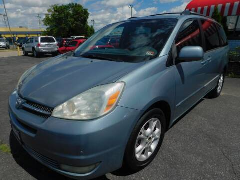 2004 Toyota Sienna for sale at Mack 1 Motors in Fredericksburg VA